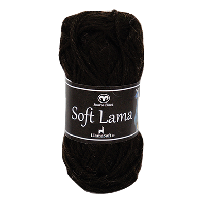 Soft Lama 01 - Sort